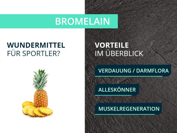 Bromelain - Ein Wundermittel aus der Ananas?