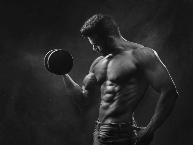 Bromelain - Muskelaufbau